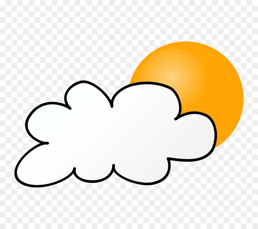 900x800 Cloud Weather Free Content Clip Art