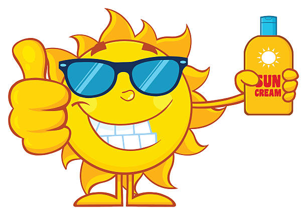 Sunscreen Clipart