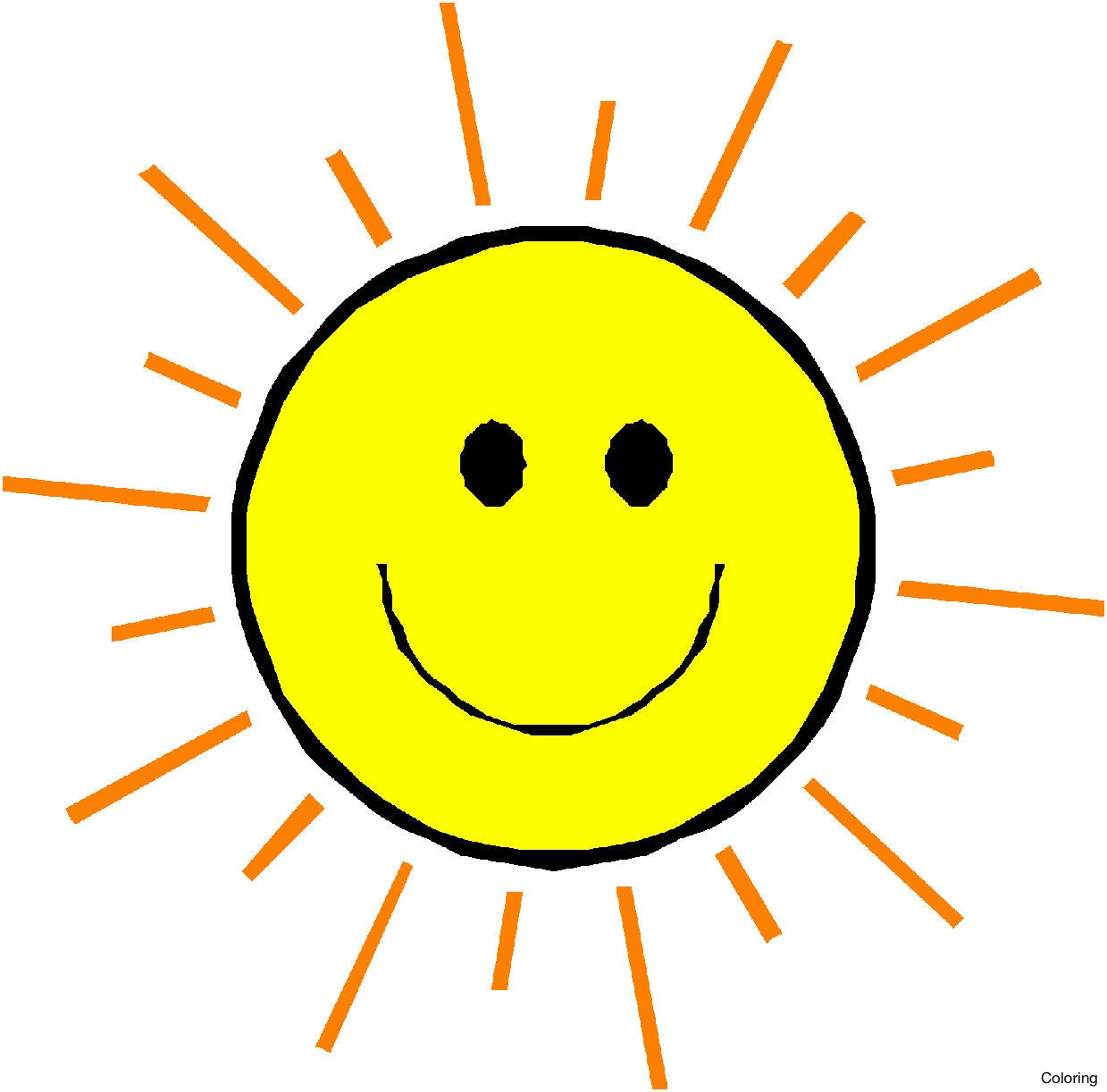 sunshine clipart at getdrawings com free for personal use sunshine rh getdrawings com sunshine clip art printable sunshine clip art animated free