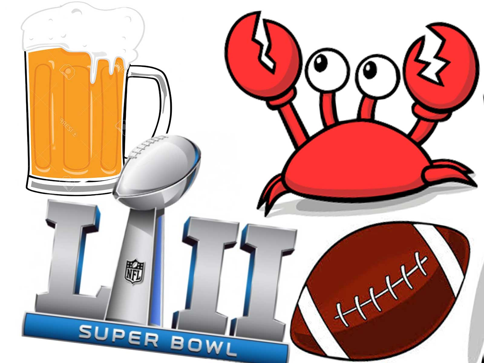 1600x1200 Super Bowl All You Can Eat Crab Feast! French Camp Sports Bar