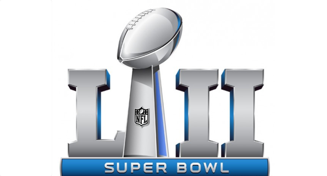 645x348 Charitybuzz 2 Section 307 Tickets To Super Bowl Lii On February 4