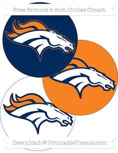 236x305 Free Printable Denver Broncos Logo Denver Broncos 260 Logo Logos