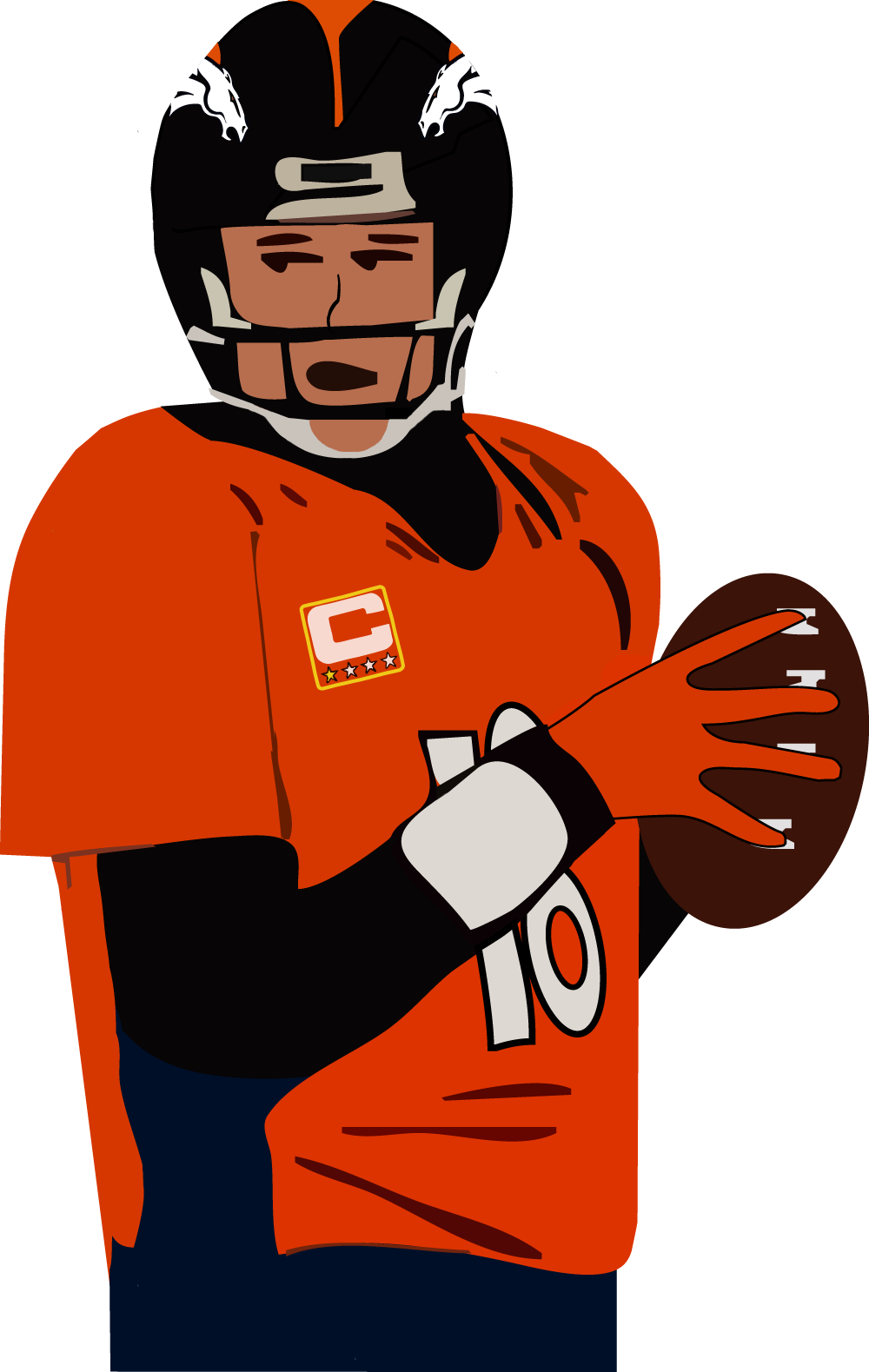 1000x1579 Super Bowl 50 Preview Panthers Vs. Broncos With Gazette And Star