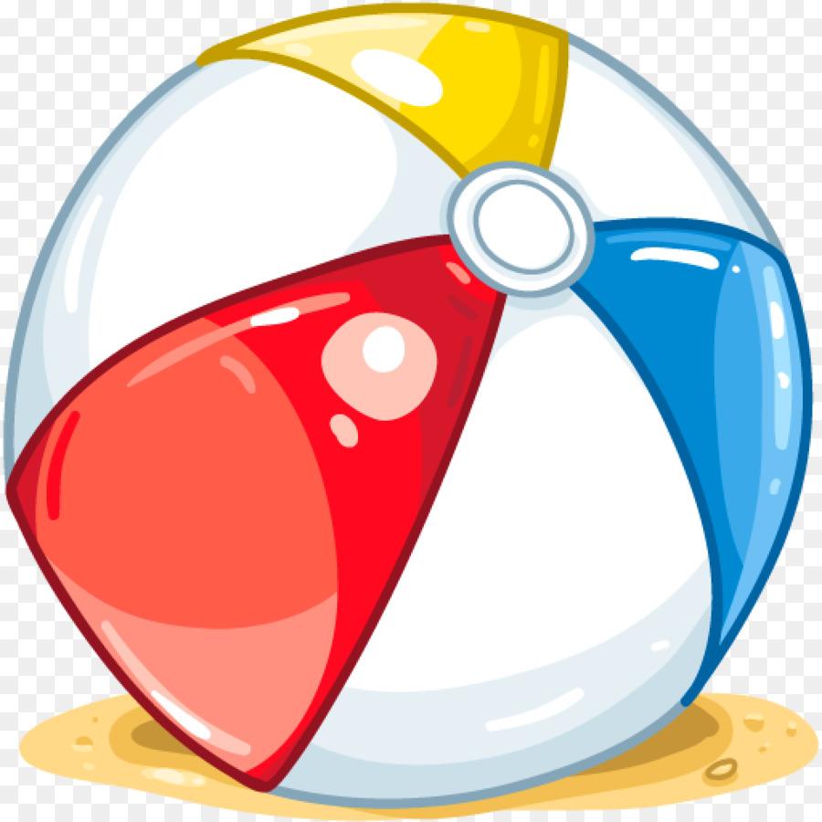 900x900 Cartoon Beach Ball Clip Art