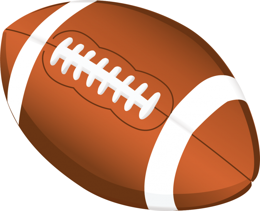 1024x833 Football Clipart