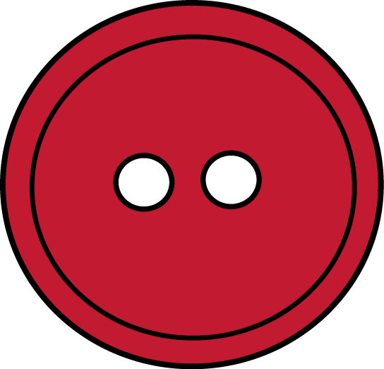 544x522 Red Button Clip Art