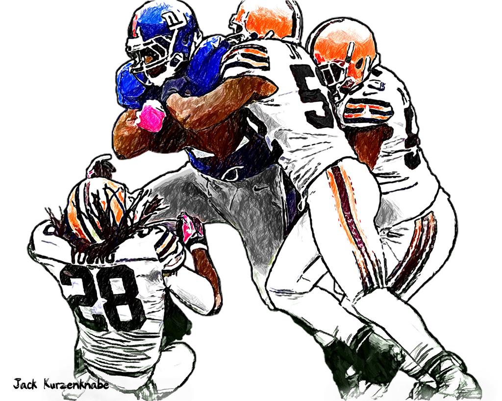 1024x819 Collection Of Football Tackle Clipart Buy Any Image And Use It