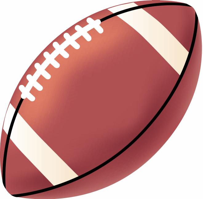 660x647 Free Football Clip Art Clipart