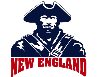 340x270 New England Patriot Clipart