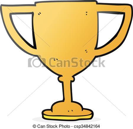 450x437 Drawn Trophy Clipart
