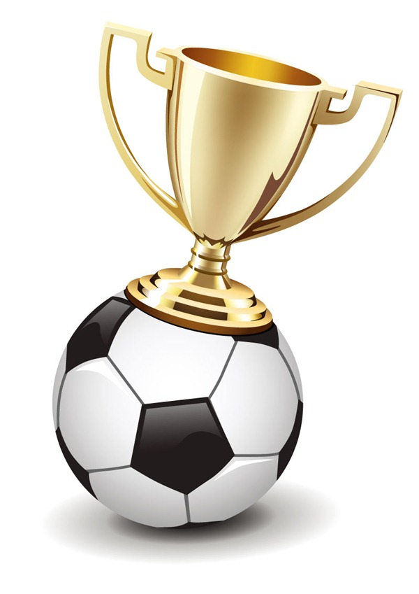 600x849 Football Trophy Clipart Group
