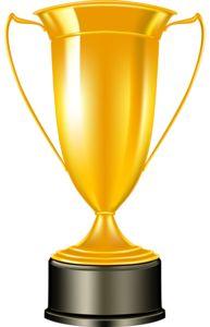193x300 Gold Trophy Transparent Png Clip Art Image Party Theme