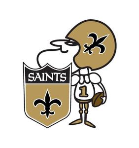 282x300 Saints Super Bowl Clipart Free Images