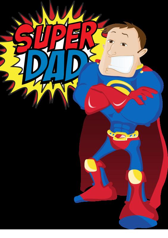 565x800 Super Dad Png Transparent Super Dad.png Images. Pluspng
