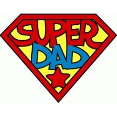 236x236 Super Dad Svg File By Omc Designer Alissa Mortensen Svg Amp Ecal