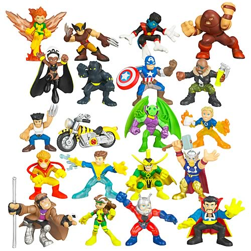 500x500 Stumpy Marvel Hero Squad Rushing To Tv, Games Wired