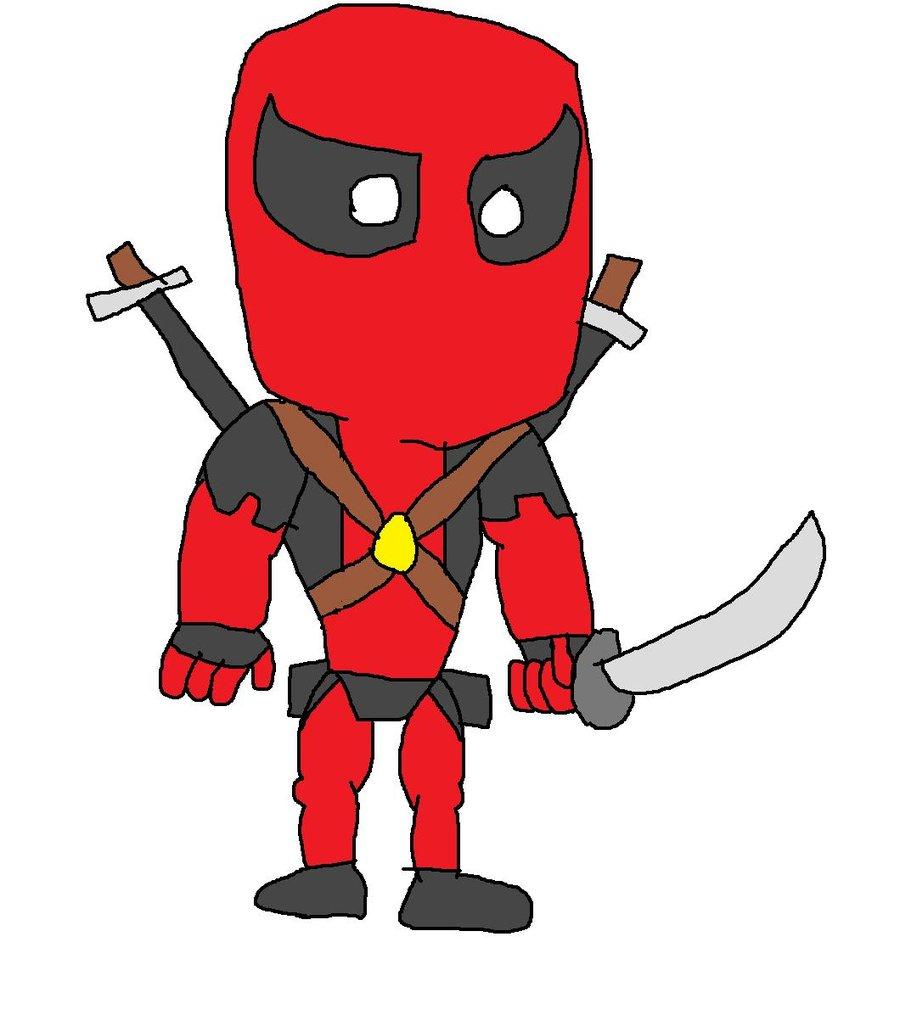 900x1032 Super Hero Squad Deadpool By Blackrhinoranger