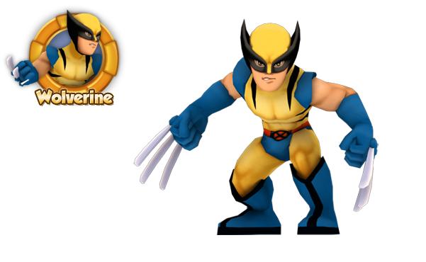 601x370 Wolverine Super Hero Squadline By Samuraiclawarmor