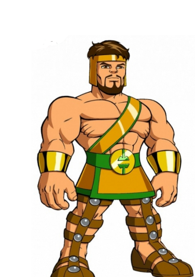 651x927 Hercules (The Super Hero Squad Show) Marvel Animated Universe