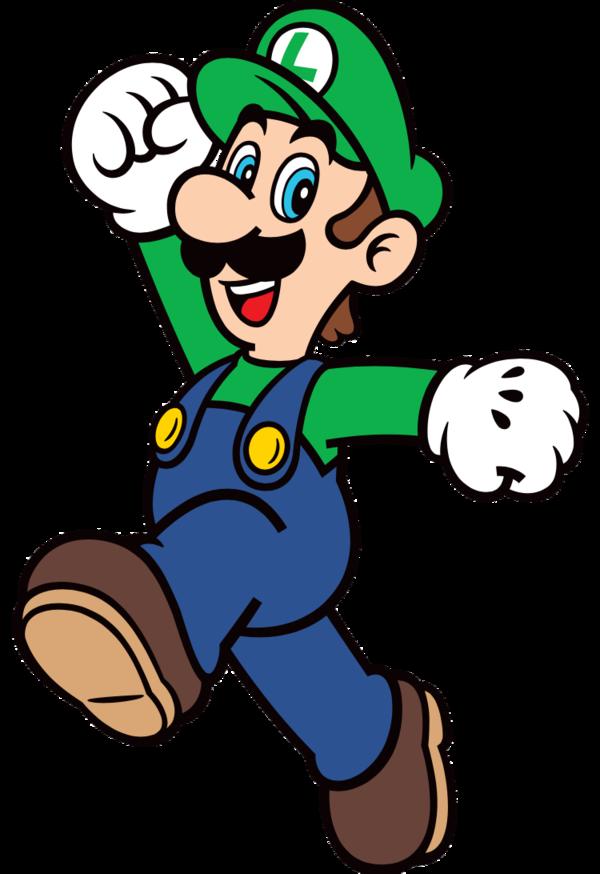 600x874 Super Mario Luigi 2d By Joshuat1306