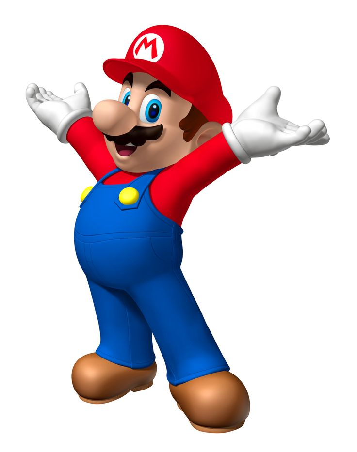 Super Mario Brothers Clipart