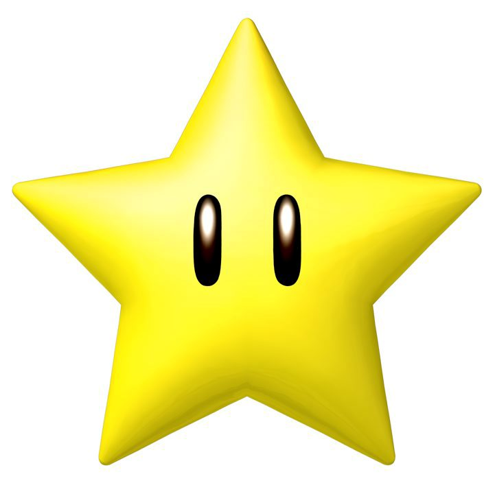 721x720 28+ Collection of Mario Star Clipart High quality, free cliparts