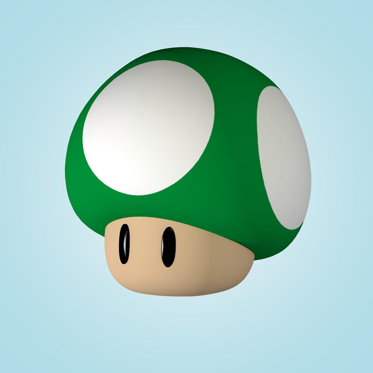 1200x1200 Mushroom clipart mario character
