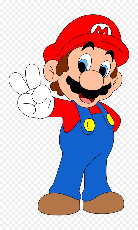 900x1500 Super Mario Bros. Toad Luigi