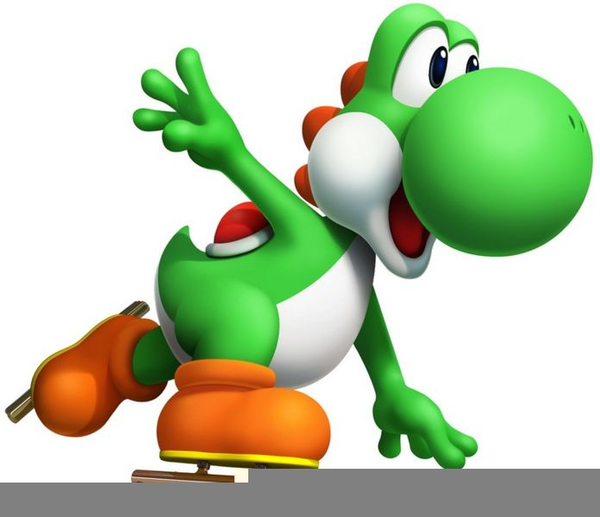 600x517 Clipart Super Mario Smash Brothers Free Images