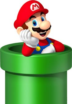 236x343 Mario Clipart Tube