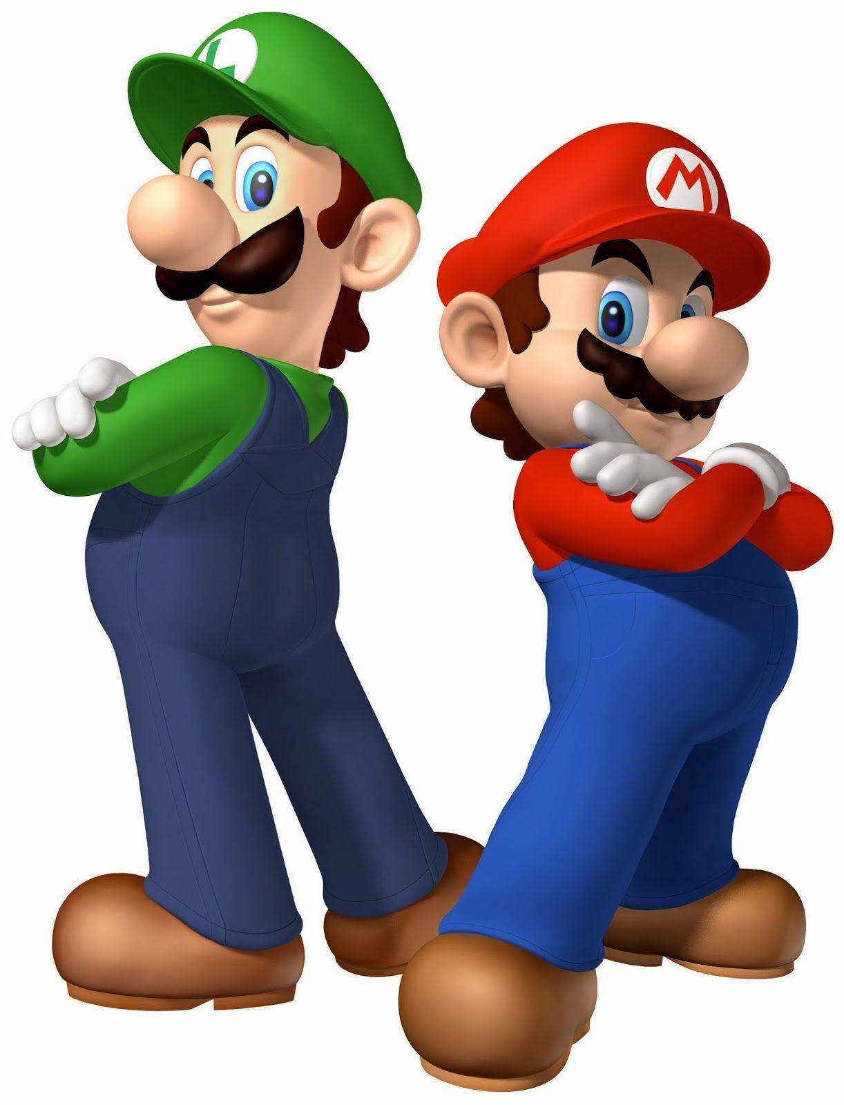 1222x1600 Mario E Luigi Kade Luigi, Mario Bros And Super