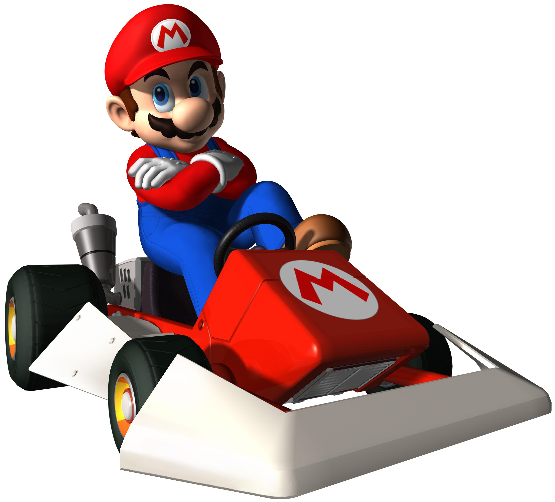 2880x2608 Extraordinary Design Ideas Mario Kart Clipart Crayons