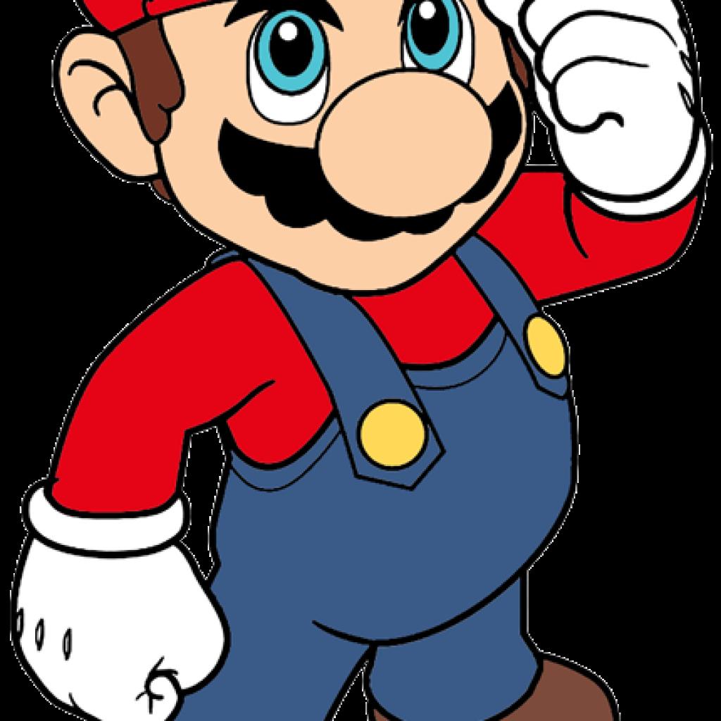 1024x1024 Super Mario Clipart Free Clipart