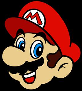 268x300 Super Mario Logo Vector (.ai) Free Download