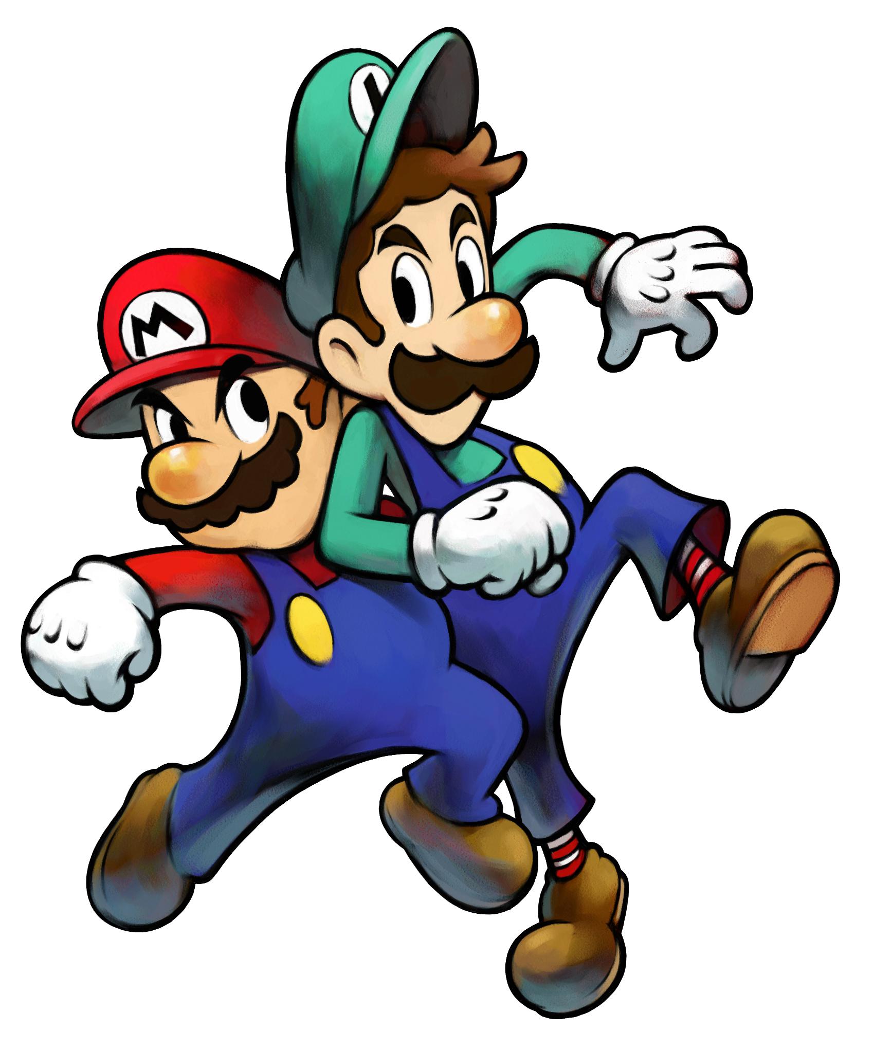 1700x2043 Unbeatable Duo Mario And Luigi Db Dokfanbattle Wiki Fandom