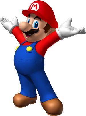 300x404 Mario Bros Clip Art A Super Mario Bros Clip Clipart Panda Free