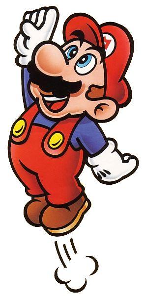 293x604 Classics Clipart Mario