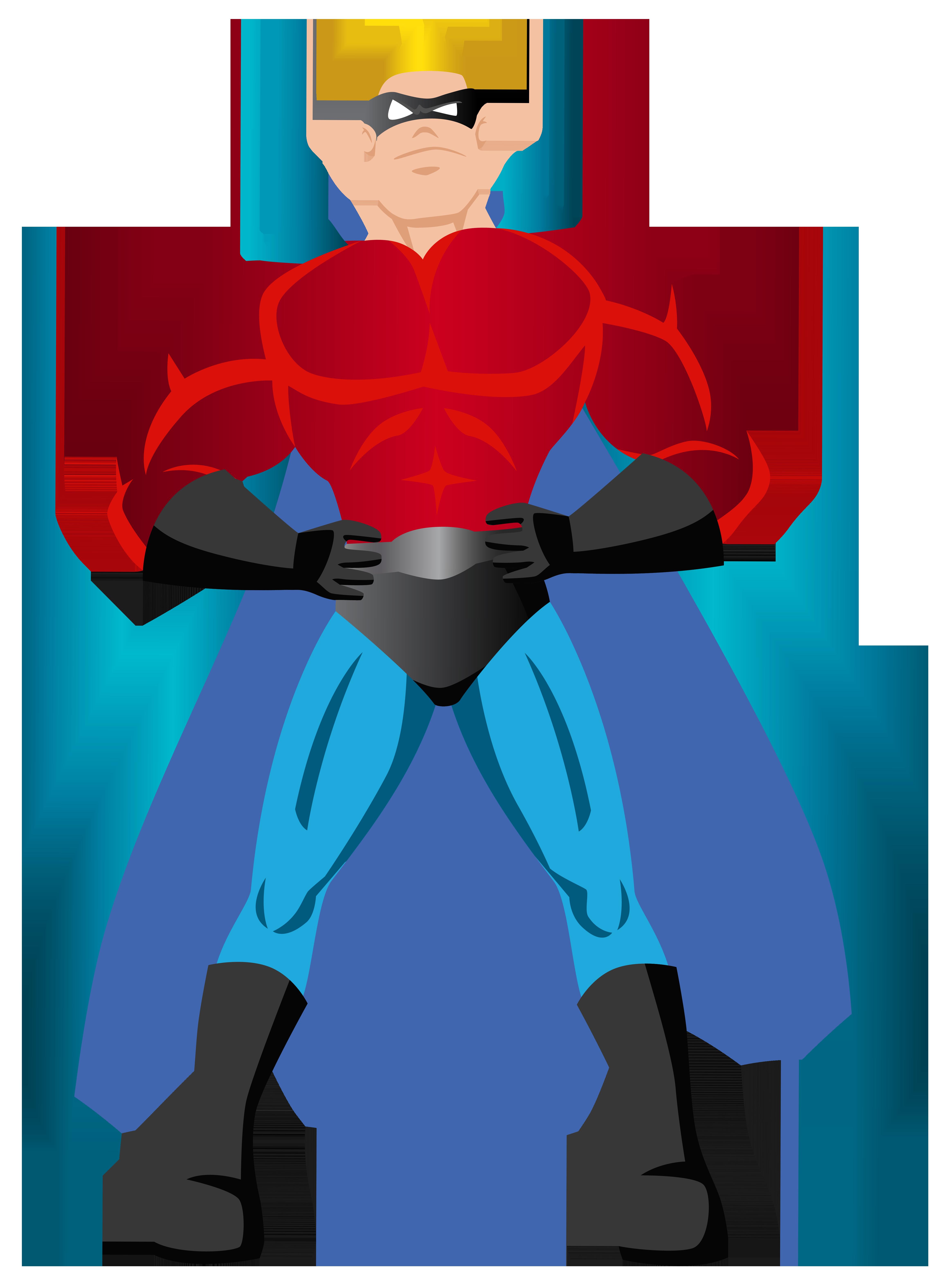 4655x6275 Superhero Png Clip Art