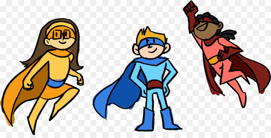 900x460 Batman Superhero Cartoon Clip Art