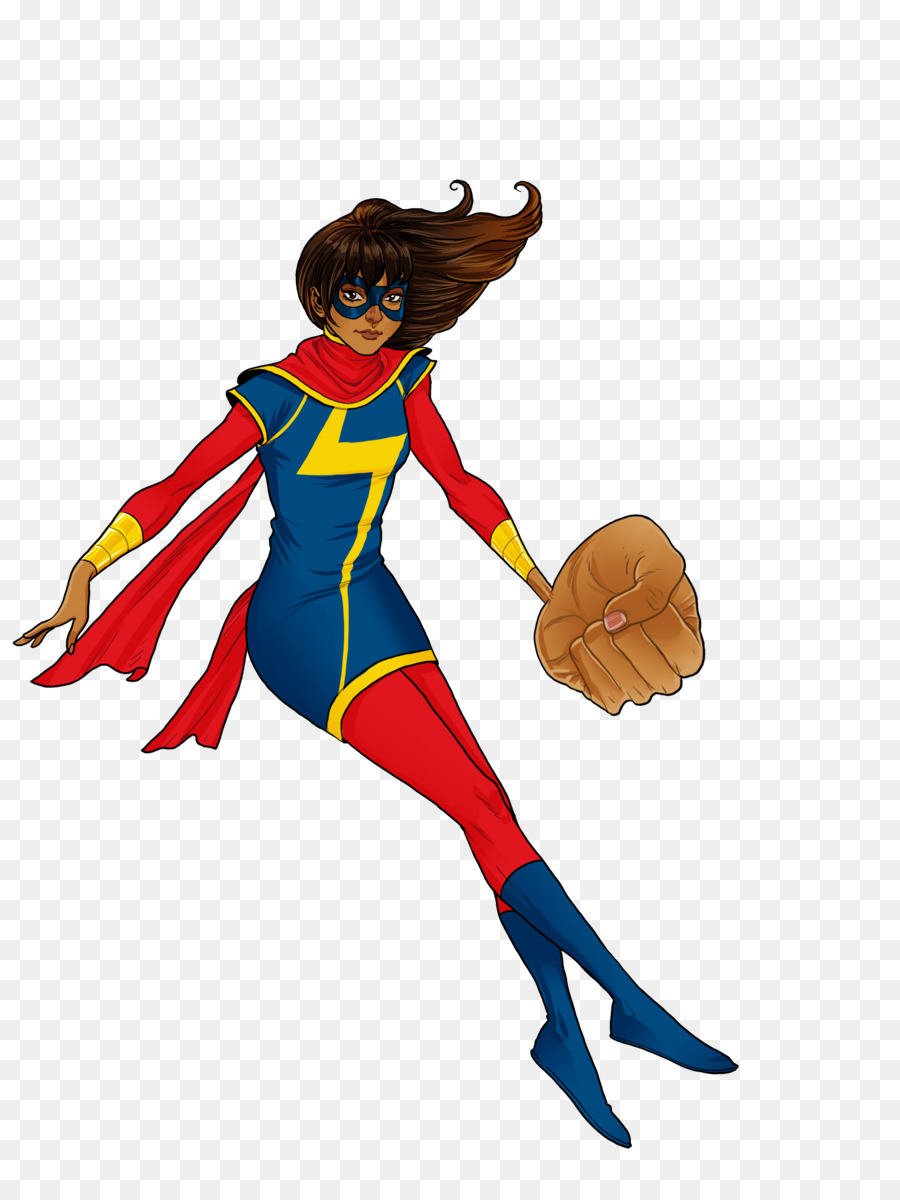 900x1200 Carol Danvers Black Canary Superhero Clip Art