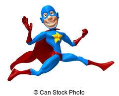 240x195 Top 86 Superhero Clip Art