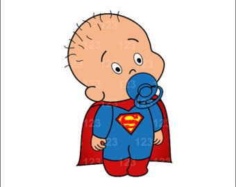 Superhero Clipart For Kids