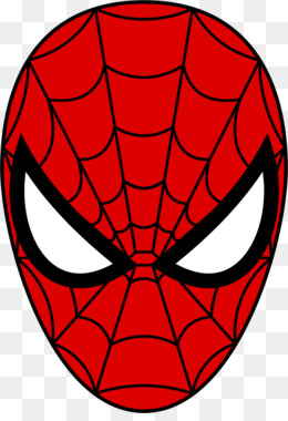 260x380 Spider Man Face Mask Coloring Book Clip Art