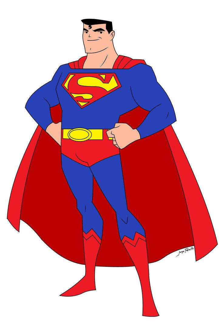 735x1088 Superman (Classic Look)