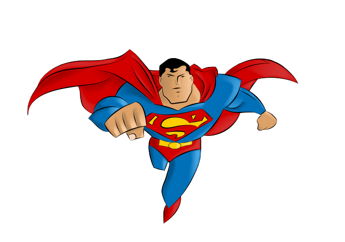 705x495 Superman Png Famous Cartoon Characters Of All Time