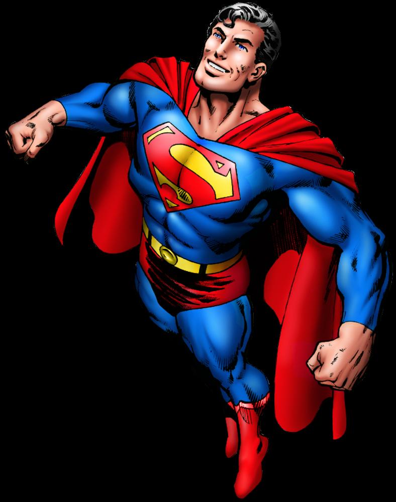 788x1000 Superman Clipart.