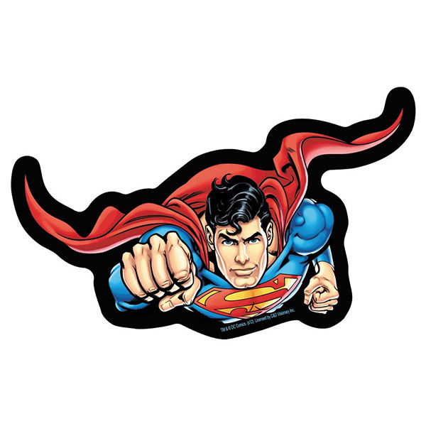 600x600 Superman Pose Cliparts