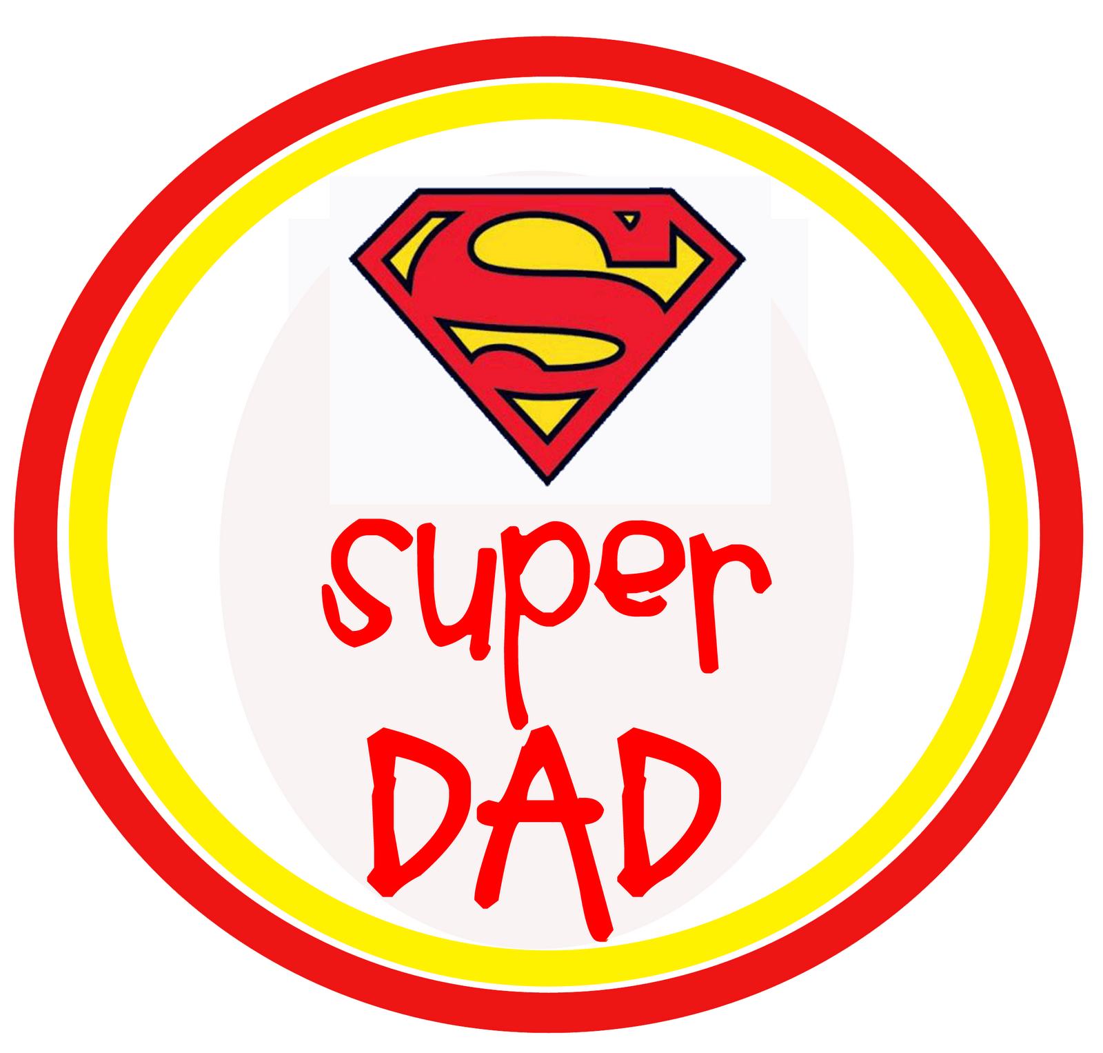 1600x1527 Superman Clipart Dad