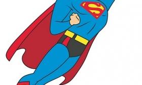 280x168 Top 78 Superman Clip Art