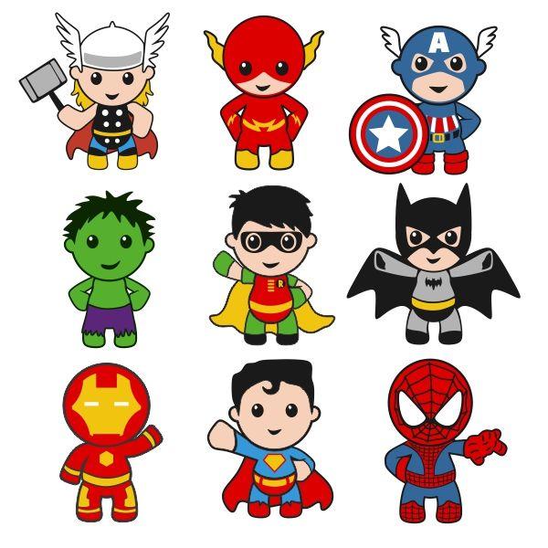 600x600 9 Best Superman Clipart Free Images On Superhero